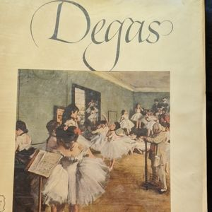 Degas prints